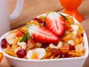 Frühstück, Müsli, besser konzentrieren essen