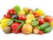 Obst und Gemüse, besser konzentrieren essen